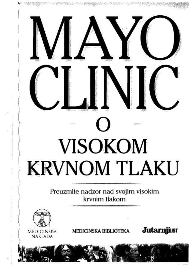 Mayo clinic o-visokom_krvnom_tlaku