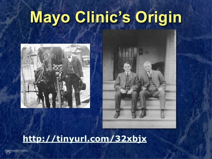 Mayo Clinic Best Of BlogWell09 Slide 2