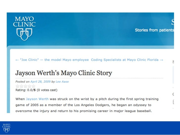 case 3 1 international marketing research at the mayo clinic International editions: united  they basically come for a 2- to 3-day visit where we watch  that the mayo clinic announced a research strategic.