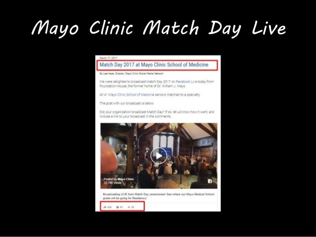How to Create an Awareness Campaign with Social Media | Mayo Clinic S…