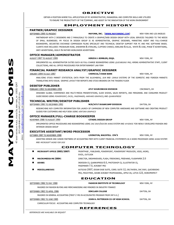 Functional Resume Objectives Functional Resume Tax Preparer Results Http  Www Resumecareer Info  Bookkeeper Resume