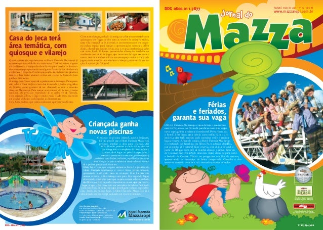 Casa do Jeca terá área temática, com quiosque e vilarejo www.mazzaropi.com.br Quem costuma ir regularmente ao Hotel Fazend...