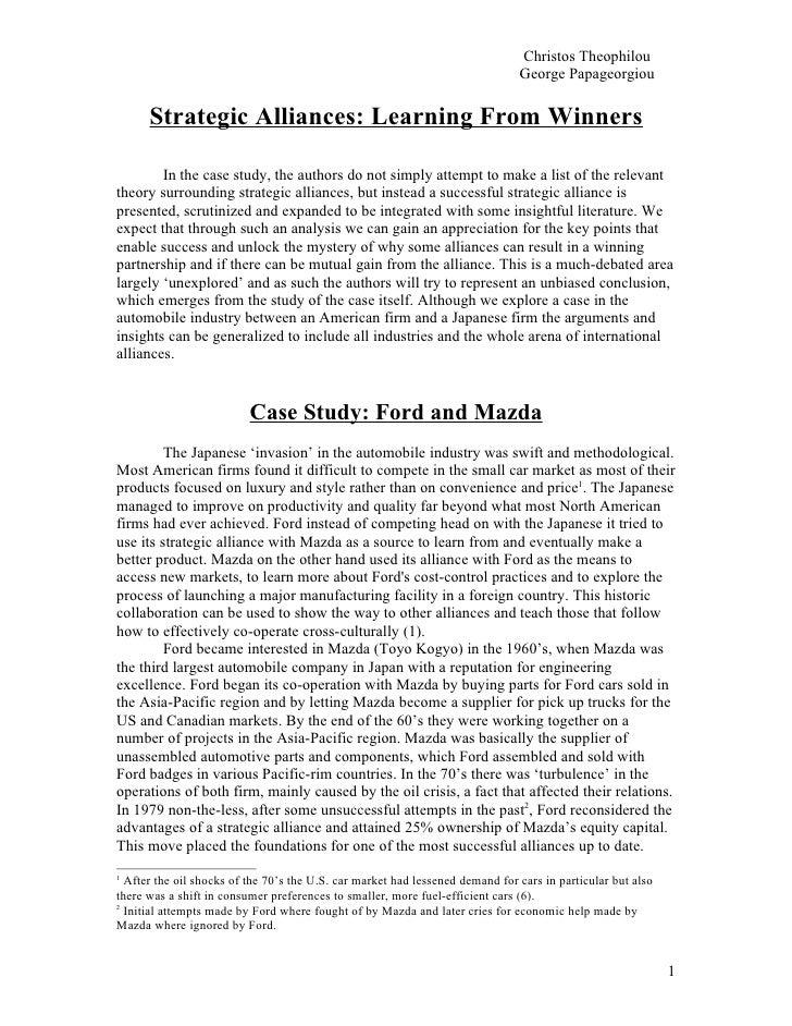 International business essay