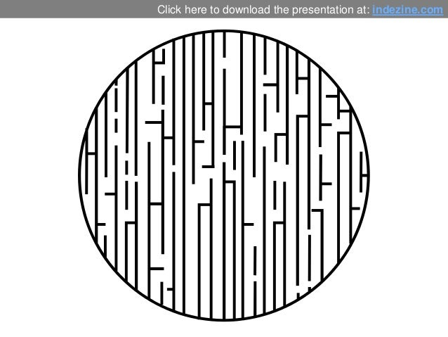 Mazes clip art for powerpoint