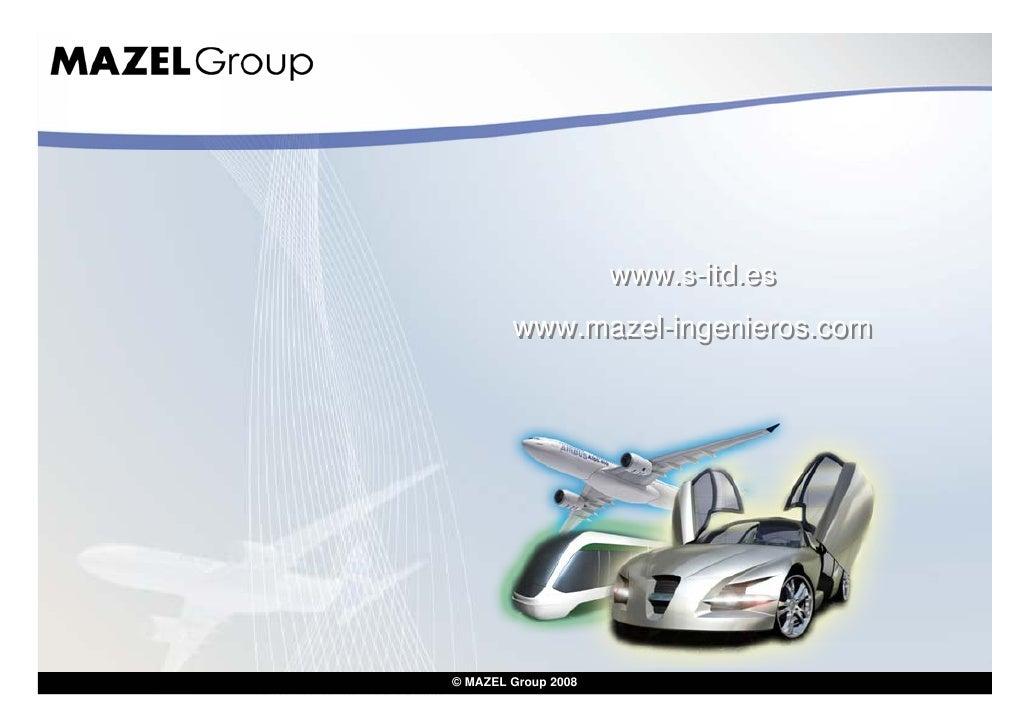 Mazel Group Aeron