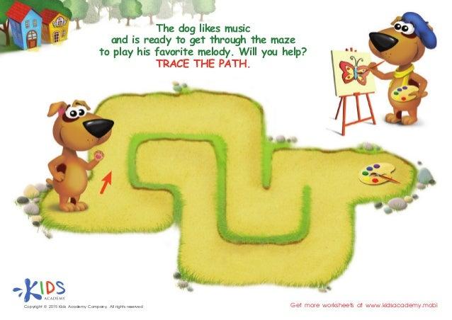 Workbooks Preschool Get Ready Mazes