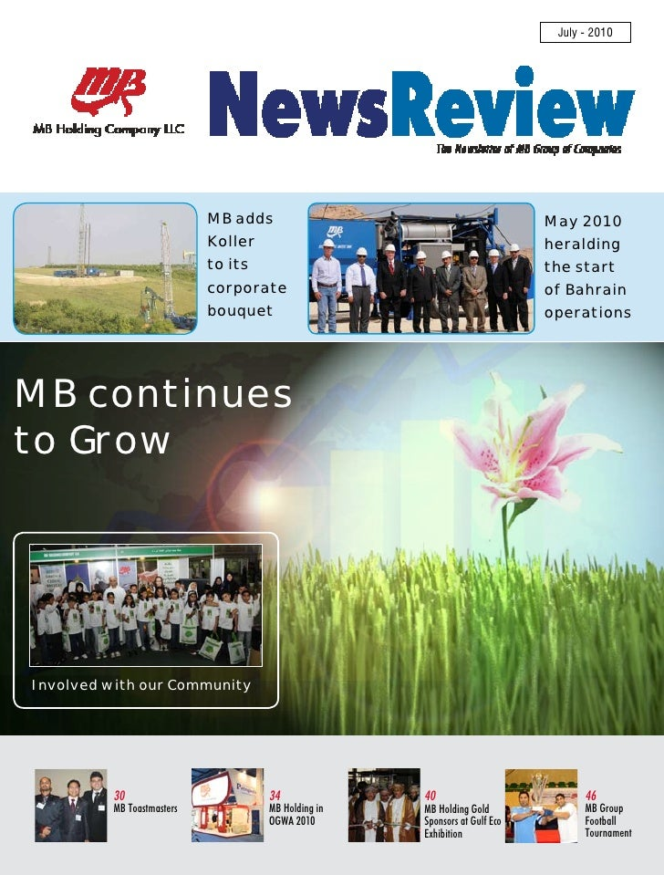July - 2010                                 MB adds                                         May 2010                      ...