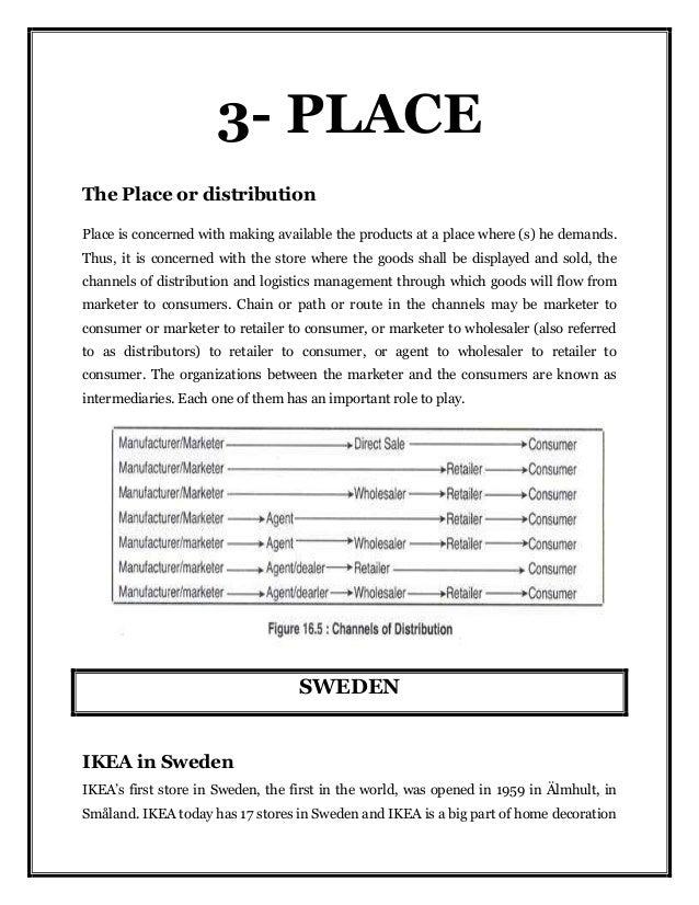 advantages of marketing mix pdf