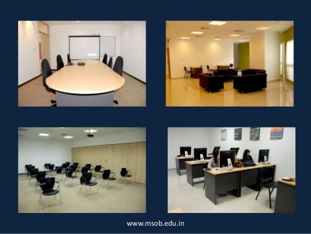 Millennium School of Business MSOB Top Business Schools in India