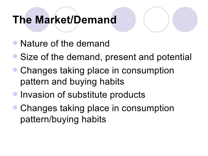 Changing pattern of consumer behaviour