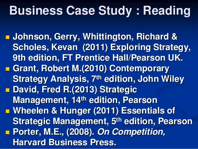 pharmaceutical industry case study in johnson scholes and whittington Gerry johnson / richard whittington / kevan scholes / duncan angwin  case studies the lego group: adopting a strategic approach  the global pharmaceutical .