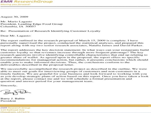 Letter Of Permission For Research Proposal