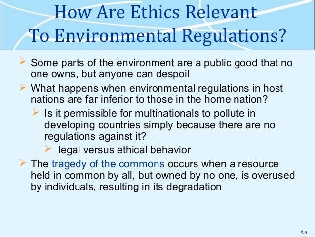 ethics statement