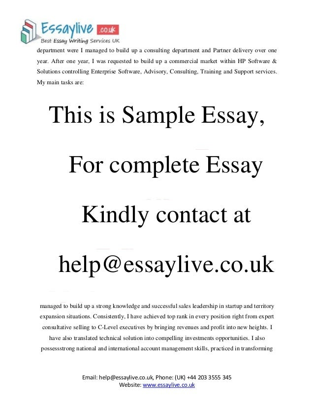 mba application essay sample i first worked in the consultant 3