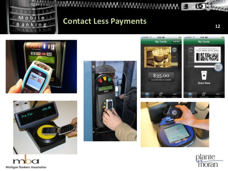 Contact Less Payments<br />12<br />