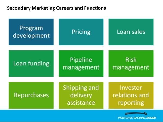 CADC - MBA presents Careers in Residential Mrtgage Banking