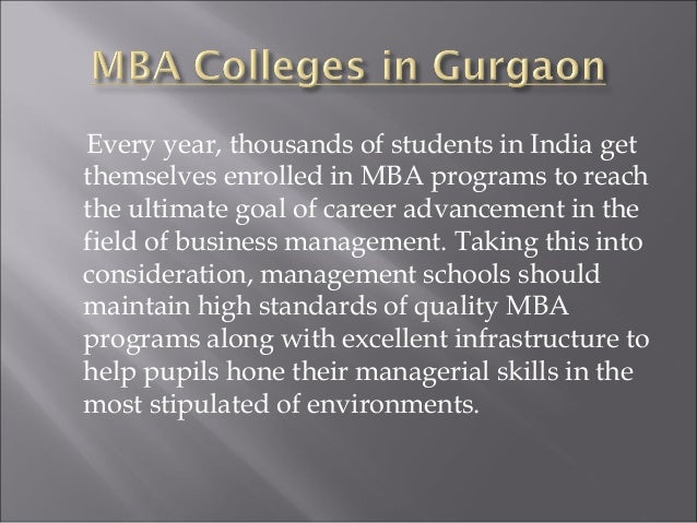 Every year, thousands of students in India get themselves enrolled in MBA programs to reach the ultimate goal of career ad...