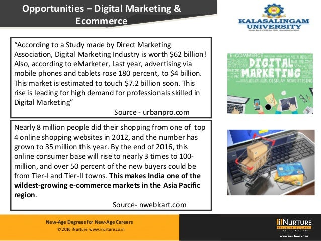 MBA Digital Marketing & E-Commerce