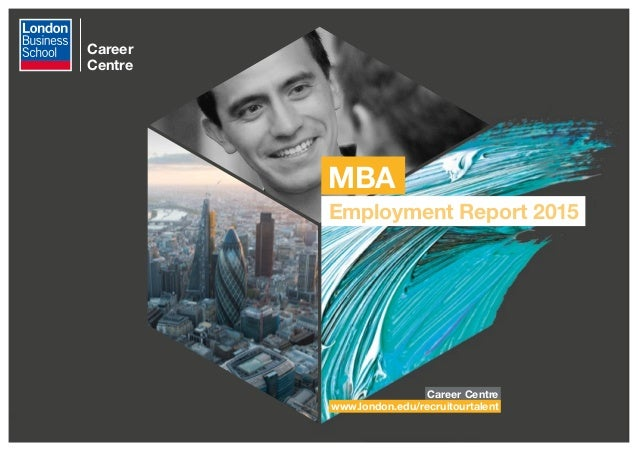 MBA Employment Report 2015