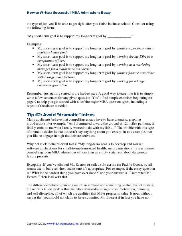 how to write a short essay 250 words