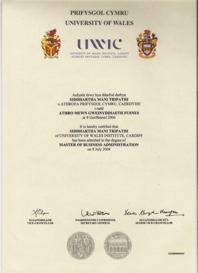 Mba Graduate Degree