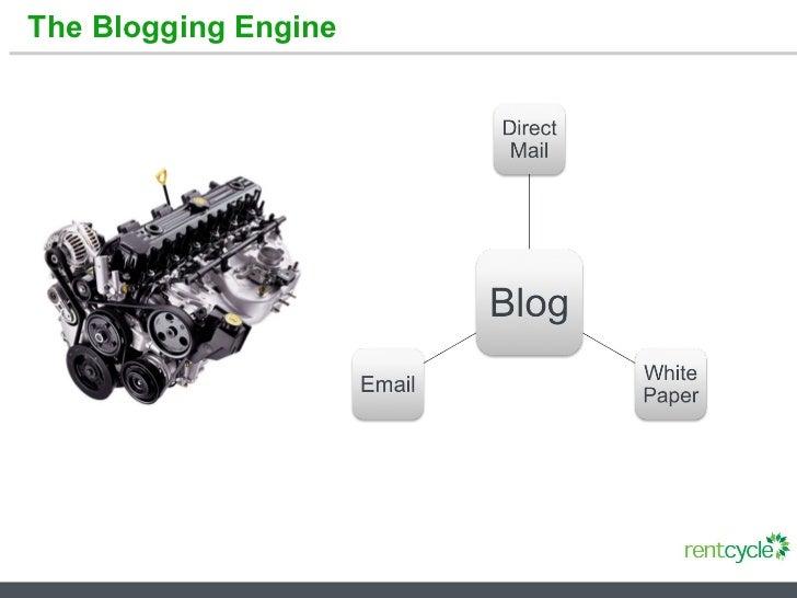 The Blogging Engine