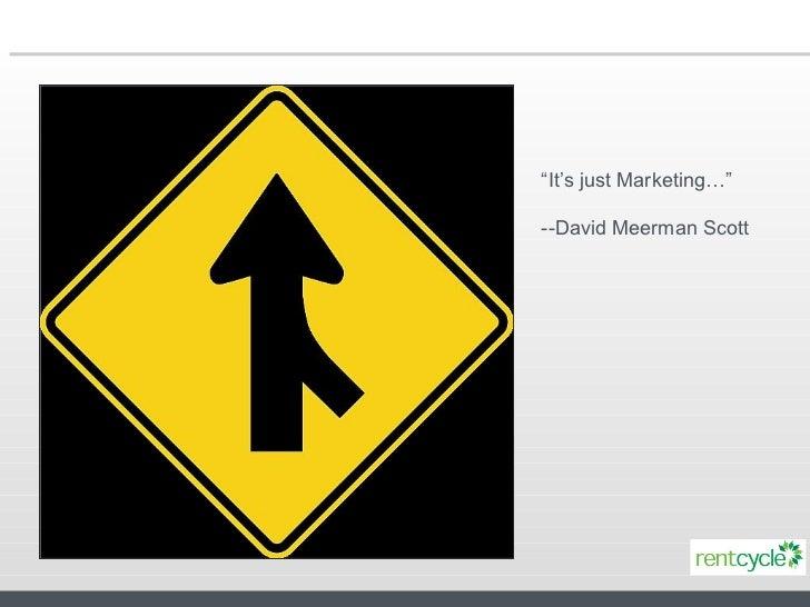 Mba inbound marketing presentation 2011 Slide 3