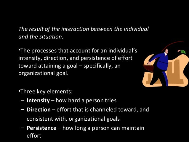 tenets of expectancy theory Expectancy-value theory: according to expectancy-value theory, behaviour is a function of the expectancies one has and the value of the goal toward which one is working [expressed as b = f(e × v)] such an approach predicts that, when more than one behaviour is possible.