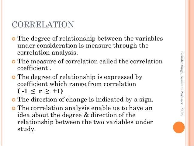 Correlation Analysis Slide 3