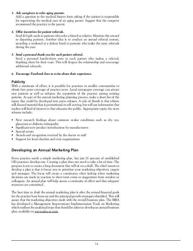 Mba monograph13 0412_marketinganoptometricpractice