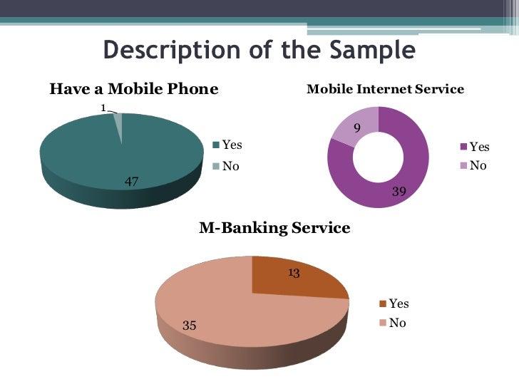 Description of the SampleHave a Mobile Phone              Mobile Internet Service     1                                   ...