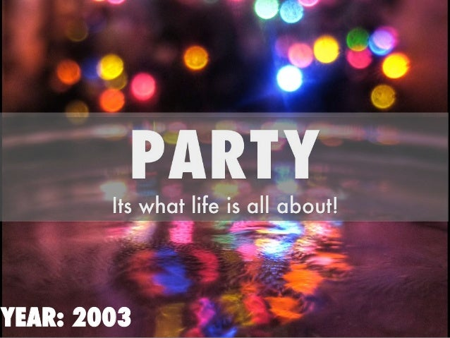YEAR: 2003