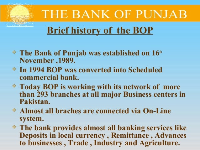 history of bank of punjab A good credit score paves the way for a loan getting approved in that all banks  including punjab and sind bank review the credit history and repayment capacity .