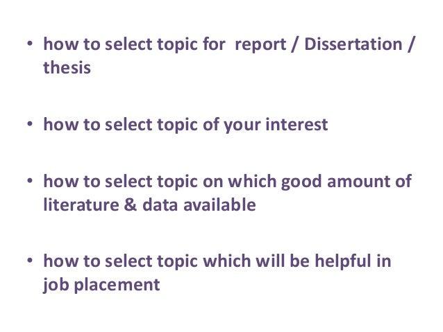 Dissertation writing consultant