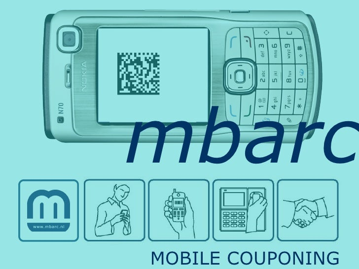 mbarc MOBILE COUPONING
