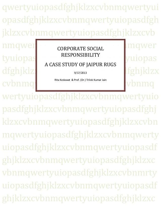 dissertation on csr reporting