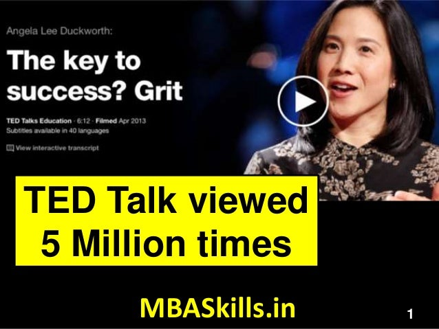 how to improve school attendance ted talk
