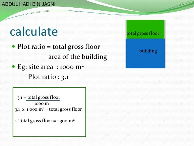 How To Calculate Gross Floor Area Meze Blog