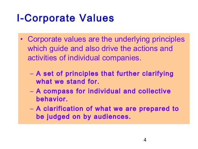 Personal values, belief and attitudes Essay Sample