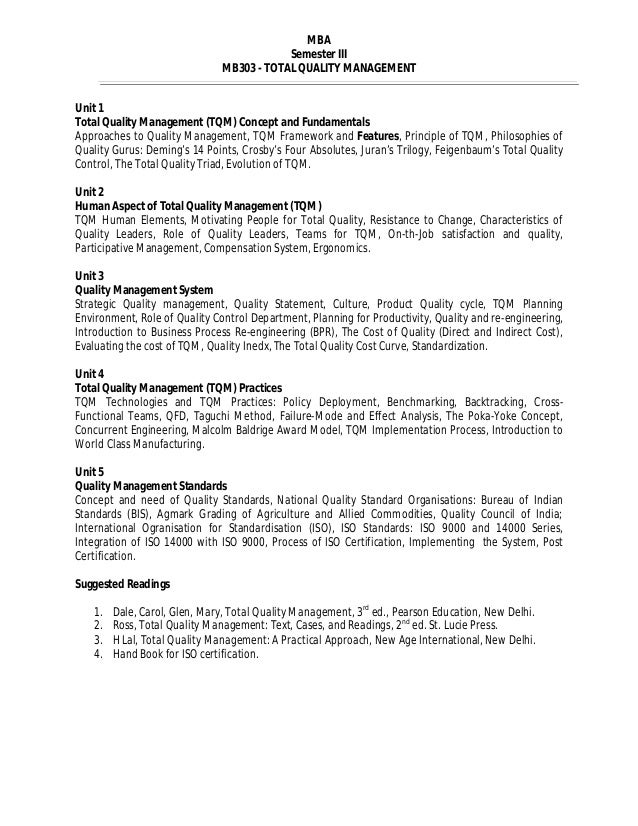 Mba syllabus 22 fandeluxe Gallery