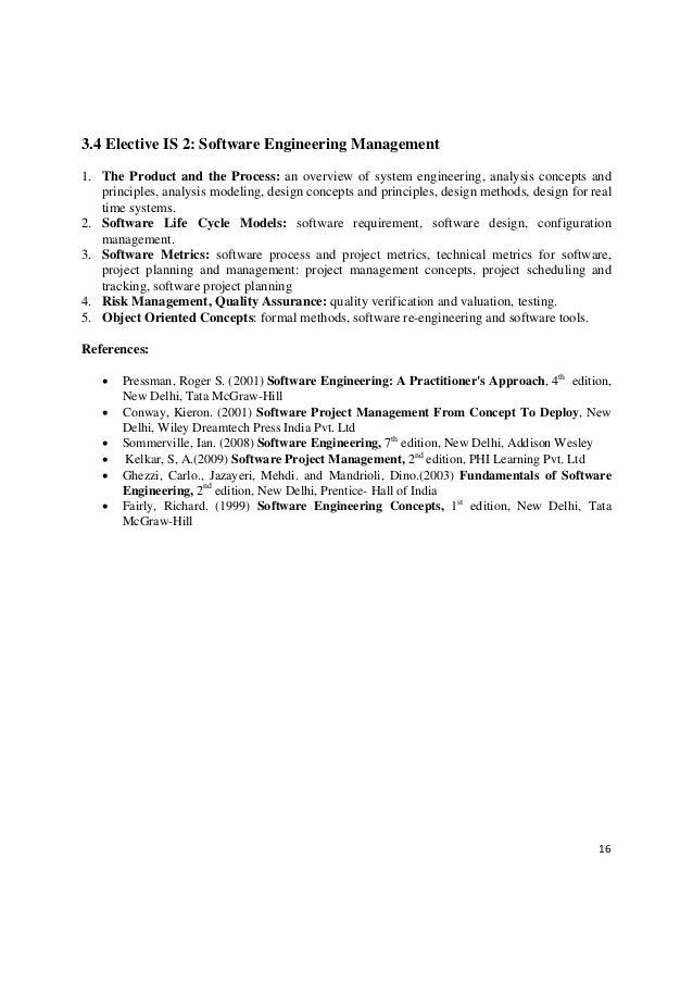 software engineering roger pressman 5th edition pdf