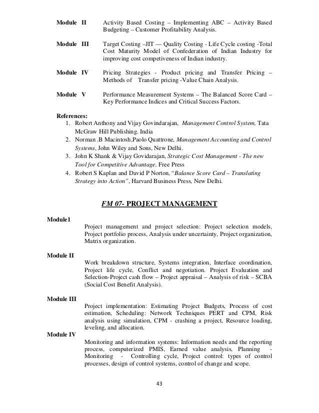 strategic cost management vijay govindarajan pdf