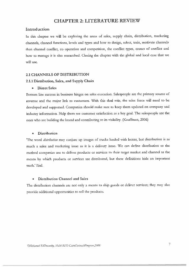 thesis distribution channels After the tourism organization have decided in selecting the distribution channel, the tourism organization such as hotel must implement and.