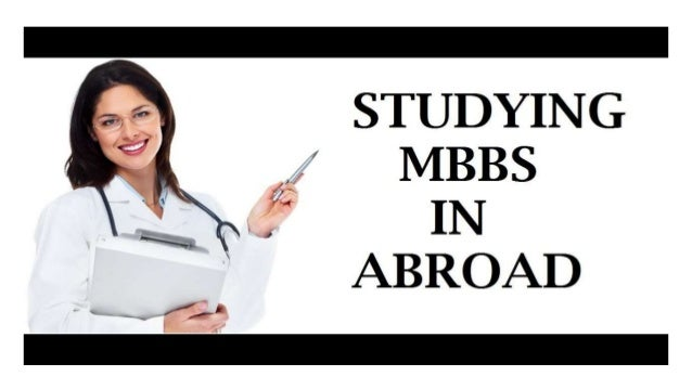 Why to choose abroad for MBBS The foreign countries offer new and better learning techniques which attract the students to...
