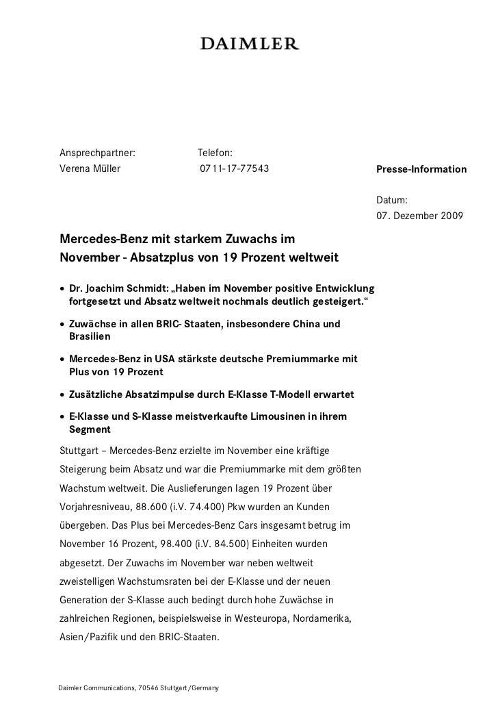 Ansprechpartner:                        Telefon:Verena Müller                           0711-17-77543              Presse-...