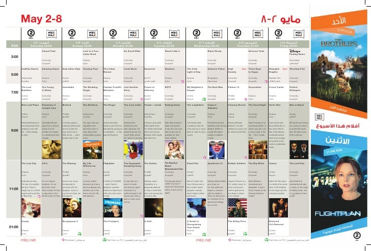 Mbc2 Movies Guide