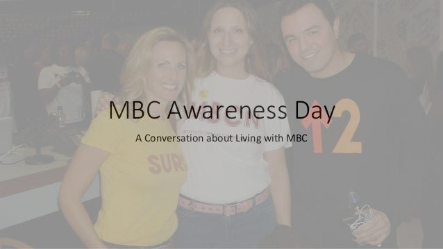 MBC Awareness Day A Conversation about Living with MBC