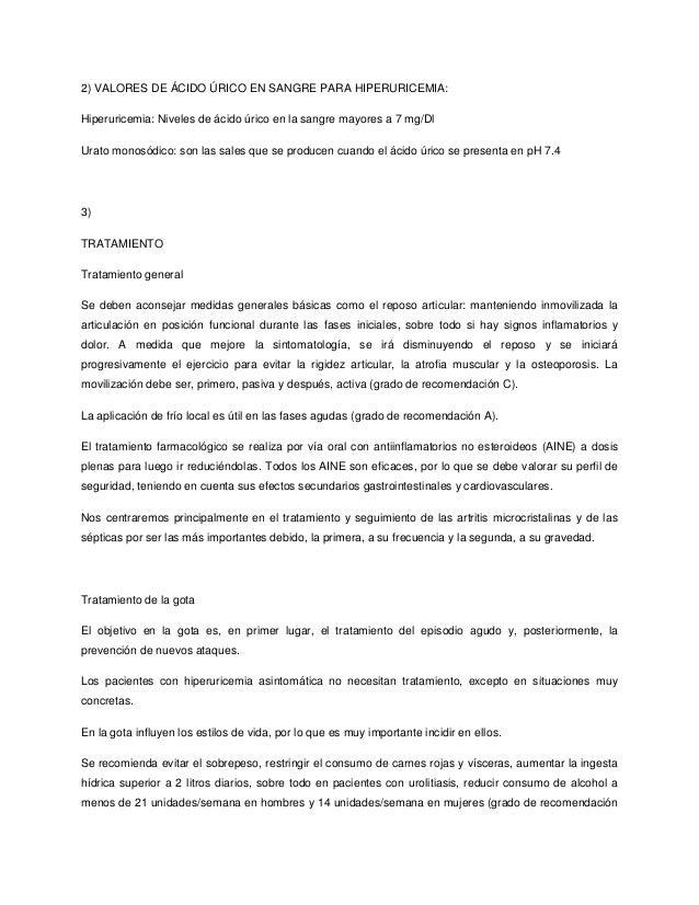 valores normales de acido urico en orina pdf acido urico funcion renal metabolismo de urea creatinina y acido urico