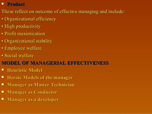 managerial behavior Define managerial managerial  and managerial controls as ways to boost employee productivity while also trying to avoid shirking and other problematic behavior.