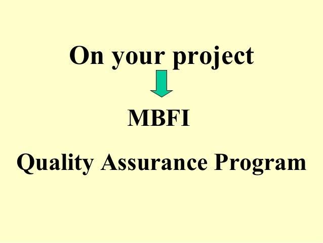 CLIA and Quality Assurance